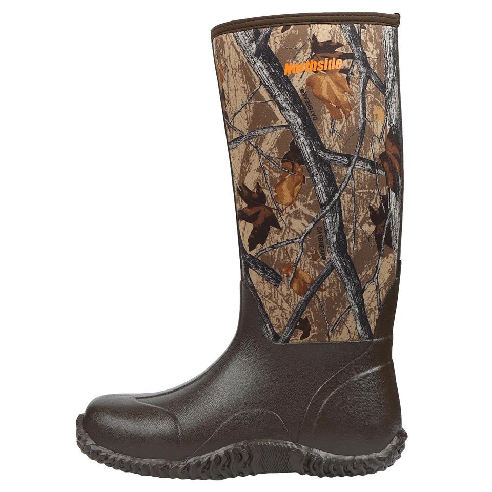 Mens Shoshone Falls Neoprene Rain Boots