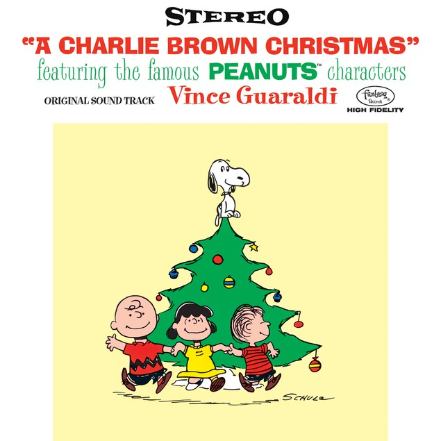 A Charlie Brown Christmas by Vince Guaraldi Trio on vinyl