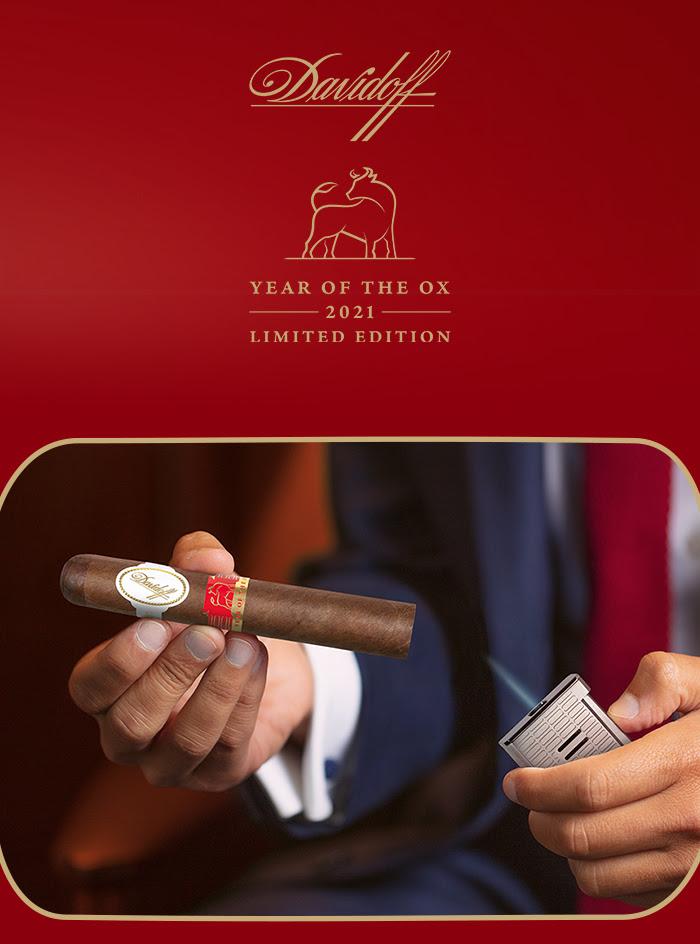 Davidoff Year of the Ox Cigar