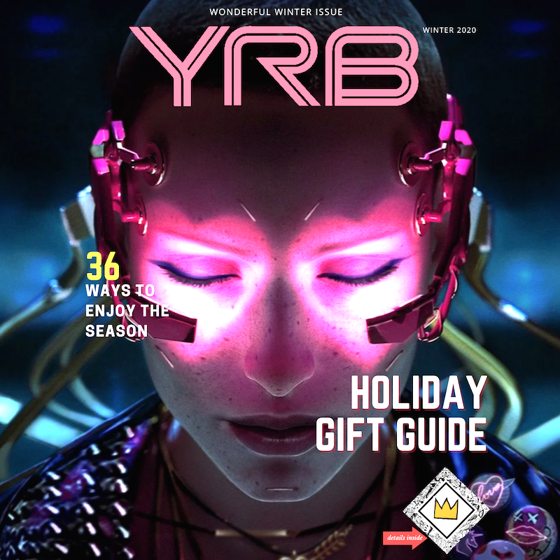 YRB Holiday Gift Guide 2020