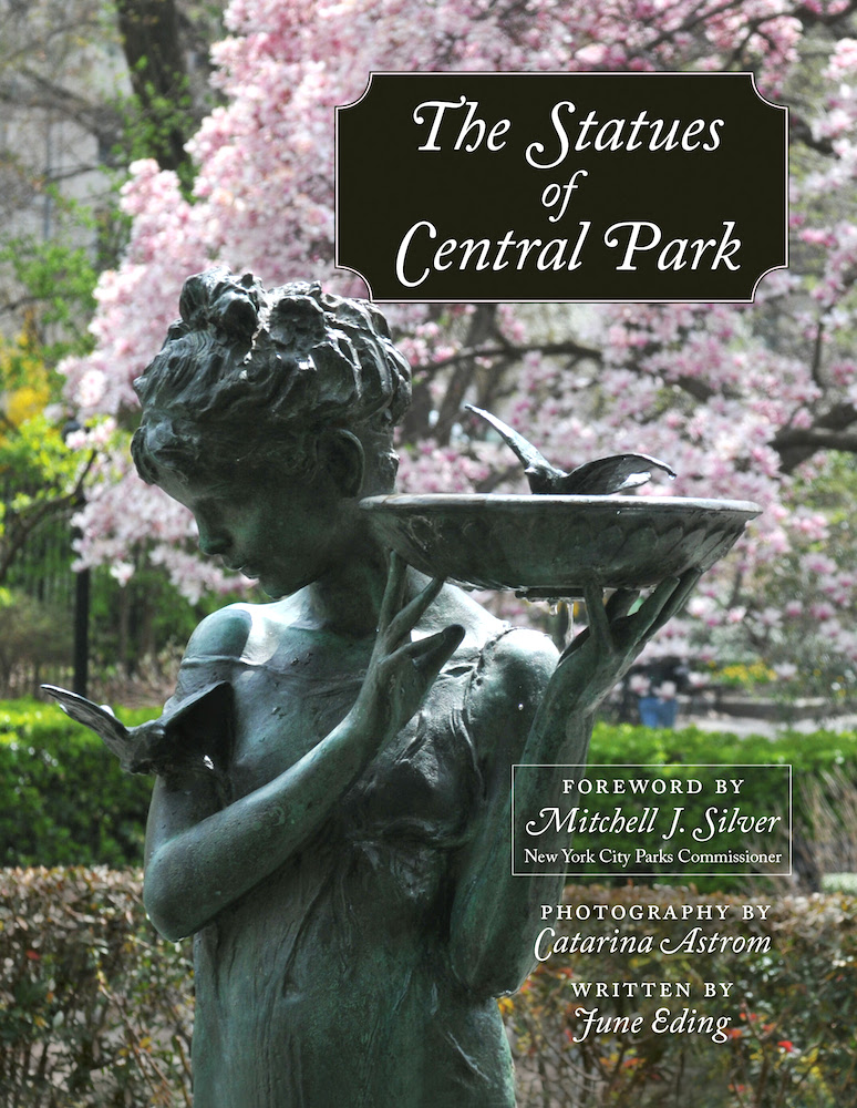 The Statues of Central Park Photographed by Catarina Astrom Written by June Eding