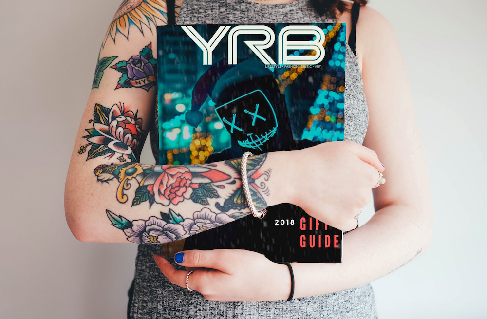 YRB Holiday Gift Guide 2018