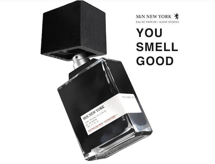 MiN NEW YORK- You Smell Good