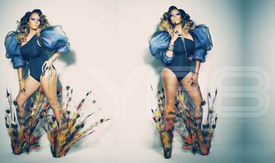LaLa 2 watermark - LA LA ANTHONY: NYC'S MOST VALUABLE PLAYER