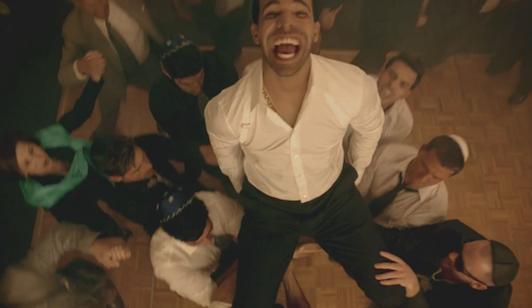 Drake HYFR video - Drake Has a 2nd Bar Mitzvah in New Video