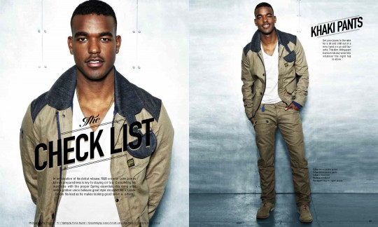 """Style Guide 540x324 - Video: Luke James - """"I Want You"""""""