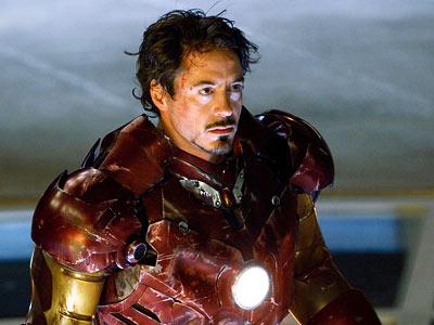 iron man robert downey jr cowboys and aliens - 'Avengers' Cast Shoot Last Minute Scene