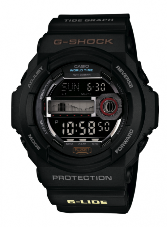 Picture 5 540x734 - G-Shock Unveils Surf Timepeices