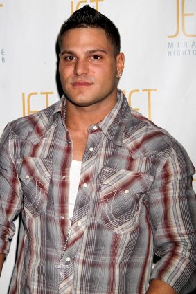 """Ronnie Charged  1  - Jersey Shore's Ronnie Opening """"Shore Store"""" in the Bronx"""