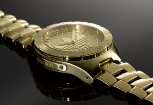 Adidis 40 years SideShot Feature - Adidas Releases 40th Anniversary Watch