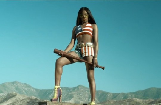 "Azealia Banks Liquorice 540x353 - New Video: Azealia Banks - ""Liquorice"""