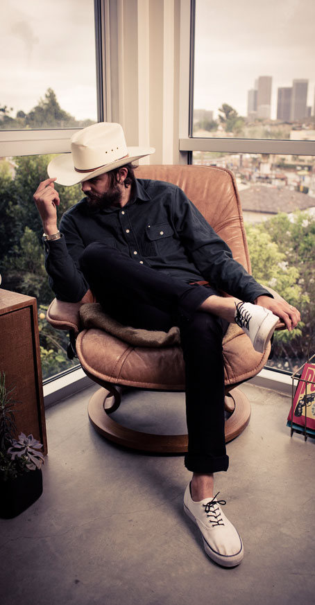 Profile03 NickThune Portrait 01 - Comedian Nick Thune Talks Style with PF Flyers