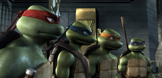 tmnt 540x260 - Teenage Mutant Ninja Turtles Film Reboot Shut Down