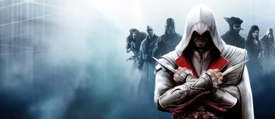 "AssassinsCreedBrotherhood Hero 540x235 - Michael Fassbender To Star in Upcoming ""Assassin's Creed"" Movie"