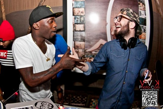 Stevie and Justincredible 540x360 - Event Recap: Stevie Williams Supra Shoe Release Party