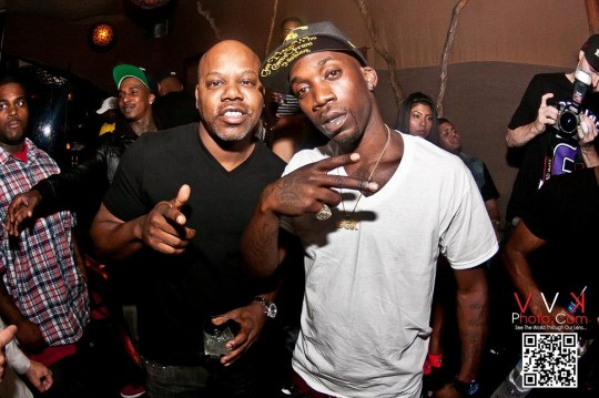 Too Short and Stevie Williams 540x359 - Event Recap: Stevie Williams Supra Shoe Release Party