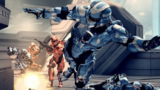 """image 1 540x303 - How """"Halo 4"""" Will Enhance the Multiplayer Experience"""