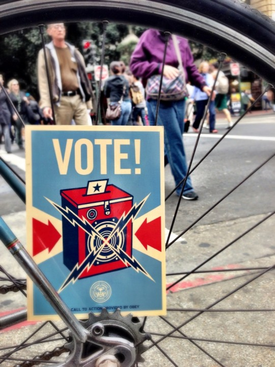 wpid Photo Oct 12 2012 112 PM 540x720 - Get out the Vote! with Sincerely Ink & Shepard Fairey @obeygiant @sincerely