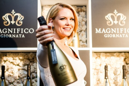 Carrie Keagan1 540x360 - RECAP Magnifico Giornata Launch Party #BeMagnifico @MagnificoGio #nyc