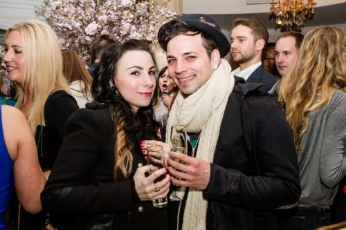 Danielle Frappier Ninique Royer 500x333 - RECAP Magnifico Giornata Launch Party #BeMagnifico @MagnificoGio #nyc