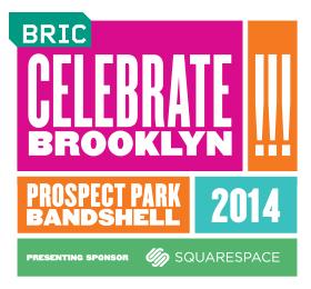 logo - #CelebrateBrooklyn Summer Festival @prospect_park kicks off with Pyschedelic Soul #artist @JanelleMonae #BRIC #prospectparkbandshell