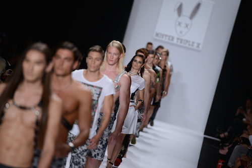 DSC 0120 - #MBFW NYC closing show supports AIDS awareness @ArtHeartFashion #AHFLAFW #AHFNYFW