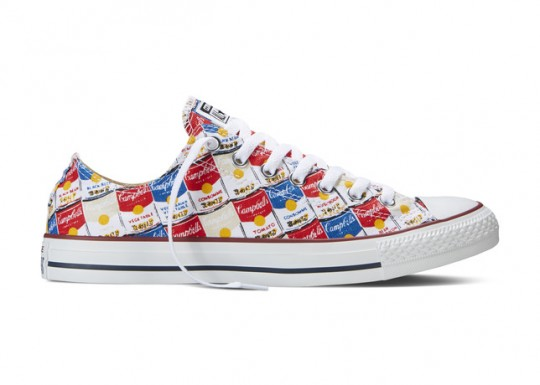 Converse Chuck Taylor Andy Wrahol   Multi large 540x385 - #STYLEWATCH: Converse x Andy Warhol Limited Edition #Sneaker @Converse @thewarholmuseum