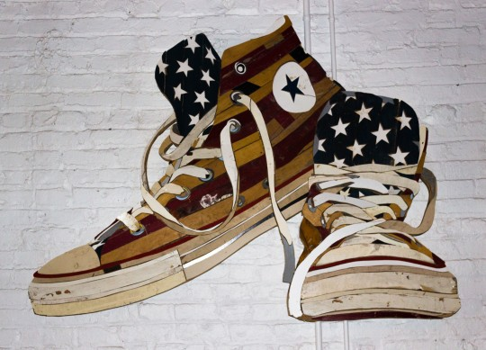 Rubbertracks Converse SherrridonPoyer 2937 540x389 - @Converse Chuck Taylor All-Stars- A history of the best sneaker of all time! by @JonnNubian #ChuckTaylor