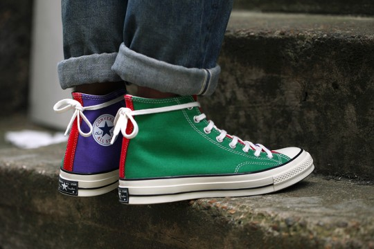 converse 1970s chuck taylor tri color pack 2 540x360 - @Converse Chuck Taylor All-Stars- A history of the best sneaker of all time! by @JonnNubian #ChuckTaylor