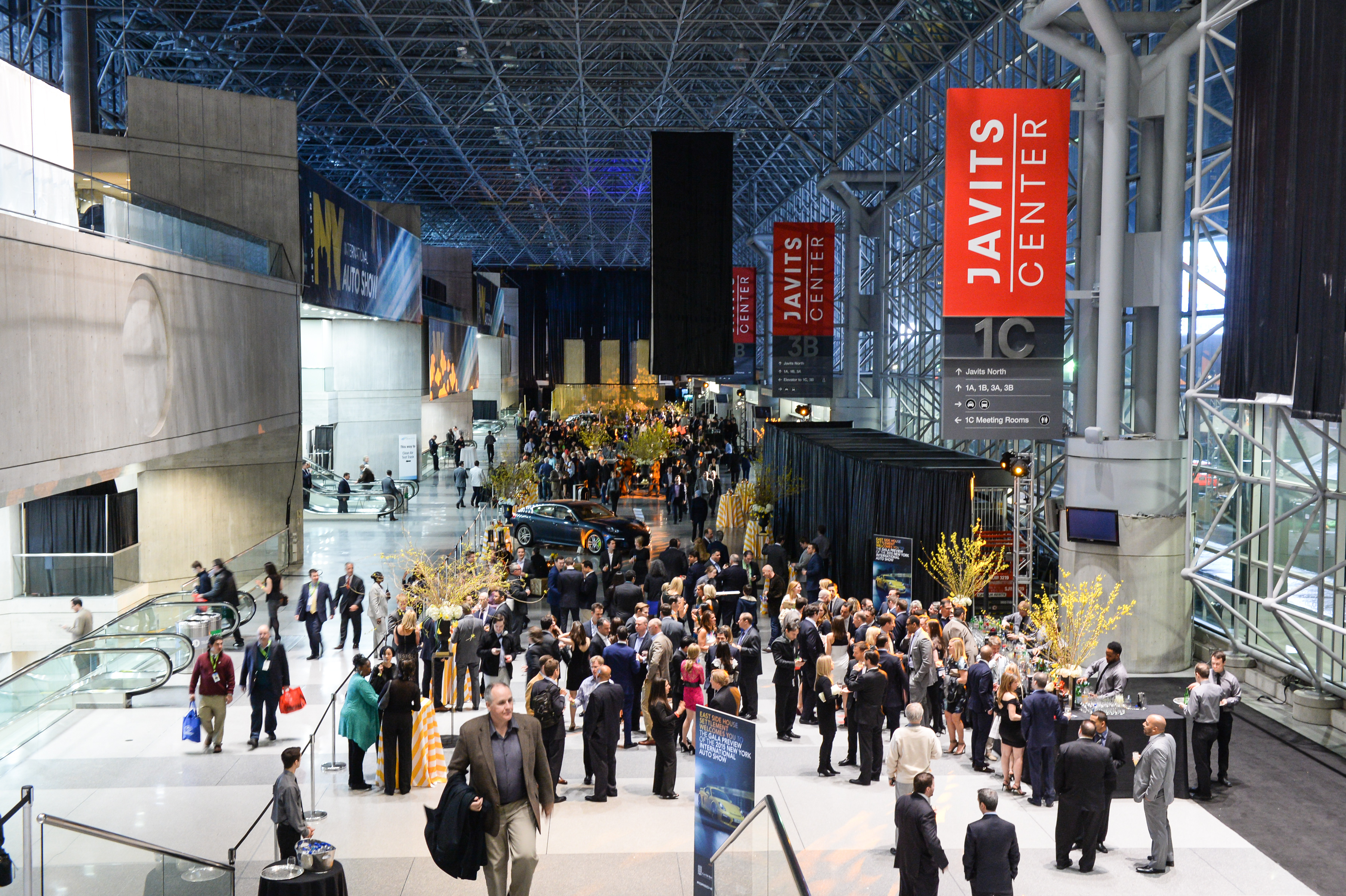 Event Recap East Side House Gala Preview of 2015 NYAutoShow