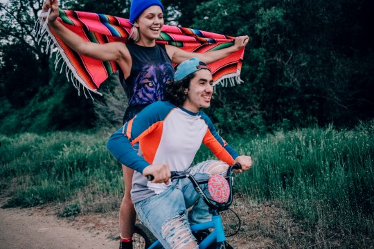 UE ROLL Bike2 540x360 - #StyleWatch: UE Roll @UltimateEars MakeMusicSocial