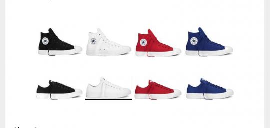 Screenshot 2015 07 23 16 08 43 1 540x256 - #StyleWatch: @Converse Chuck Taylor All Star II #ChuckII #sneakers