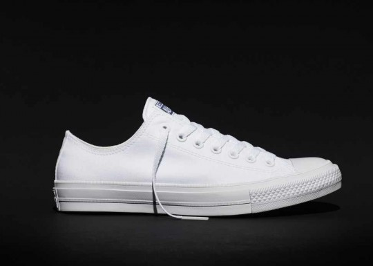 White ox Chuck II detail 540x385 - #StyleWatch: @Converse Chuck Taylor All Star II #ChuckII #sneakers