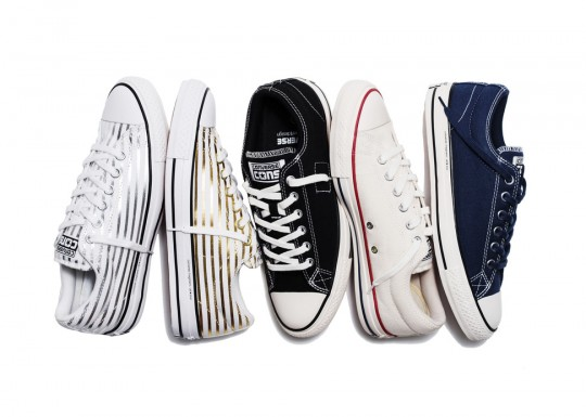 Converse Cons Fragment Design   Group Product Shot detail 540x385 - #StyleWatch: Converse CONS CTS fragment design Collection by Hiroshi Fujiwara @Converse
