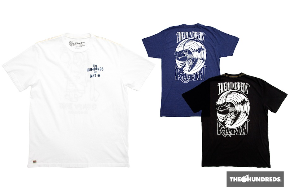 Shirt1 - The Hundreds And Katin Collaborate For A Summer 2011 Collection