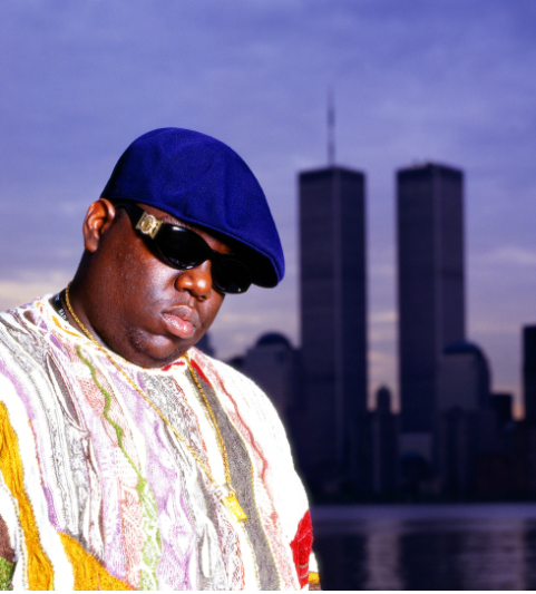 """Biggie Twin Towers image Chi Modu - Chi Modu Announces Exhibition in NYC """"Hip Hop - The Defining Years"""""""