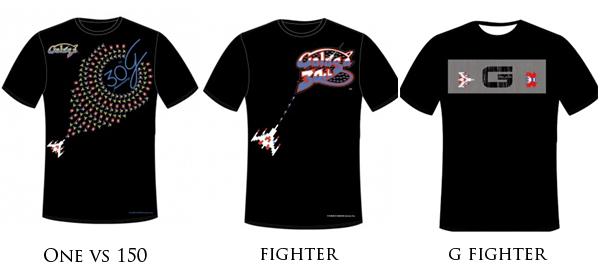 159 1 - Limited Edition Galaga 30th Anniversary T-Shirt Launch/ Raise Cache Fashion Show