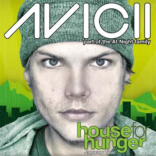 Event 34091 28 12132011 0 - House for Hunger - Avicii U.S. Charity Tour for Feeding America
