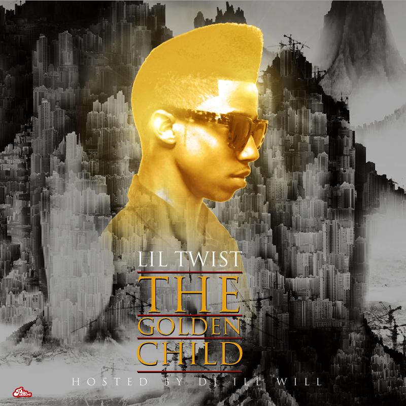LILTWISTCOVER1 - Mixtape: Lil Twist - The Golden Child