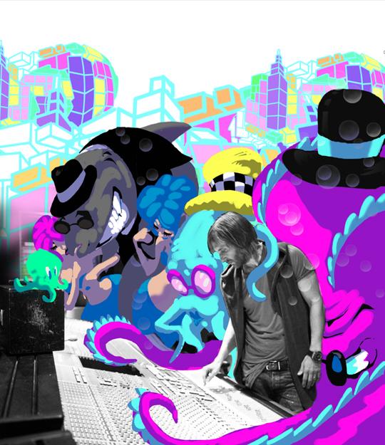 Music 2 - COVER STORY: David Guetta