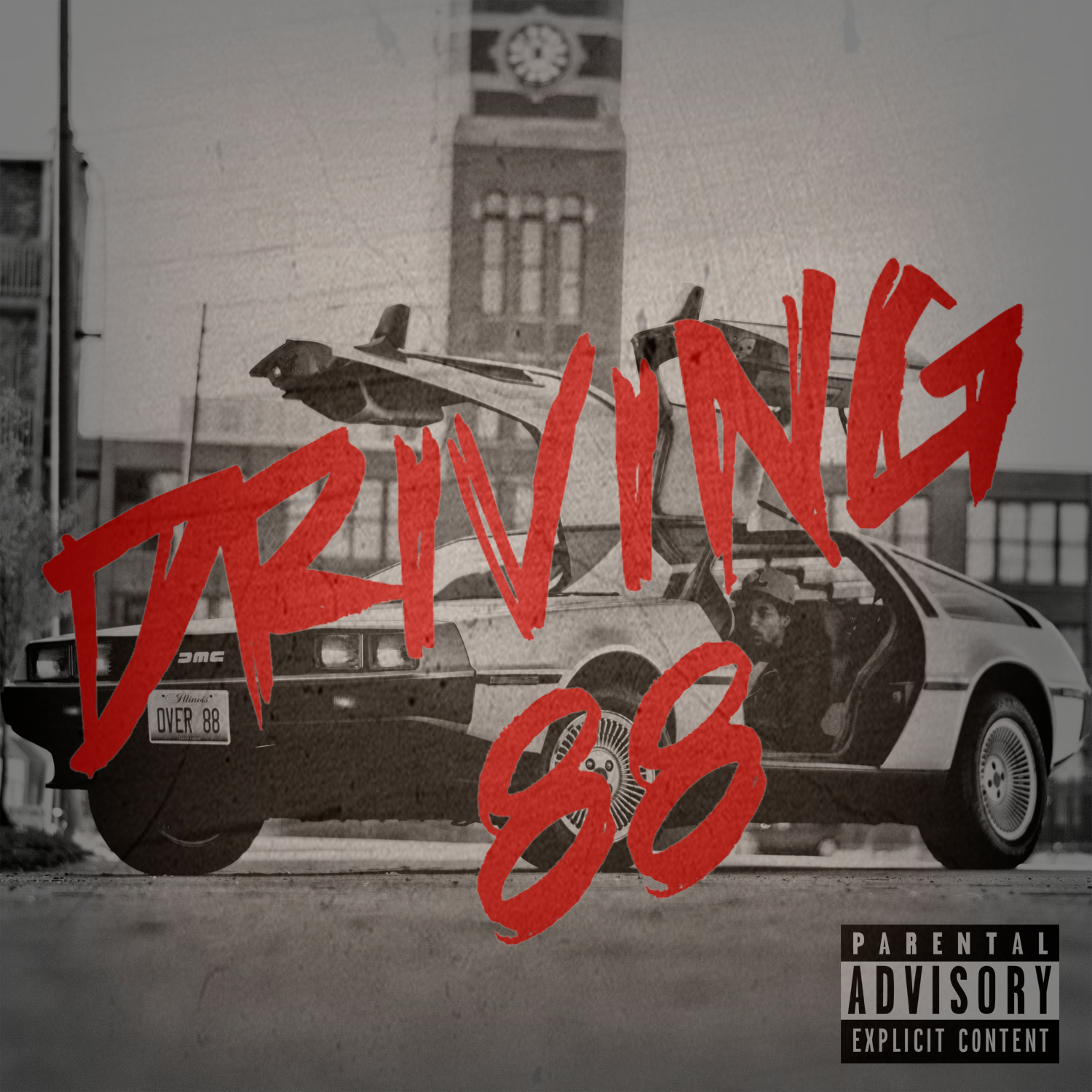 driving88frontfinal - Rockie Fresh Releases His New Mixtape: Driving 88