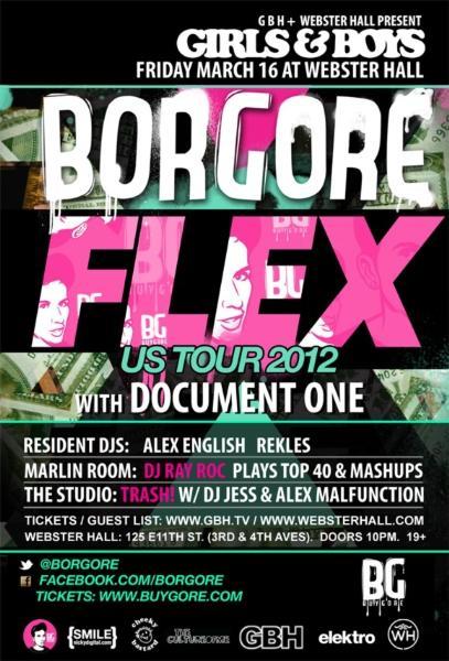 GetImage1 - Event Recap: Borgore - FLEX US Tour