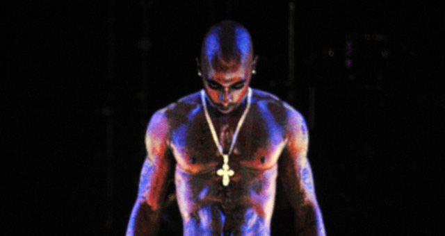 holopac - Dr. Dre Says Tupac Hologram was only for Coachella