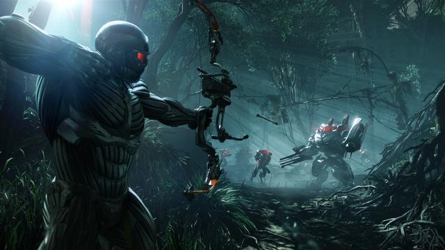 "xlarge - Futuristic Shooter ""Crysis 3"" Hitting Shelves Early Next Year"