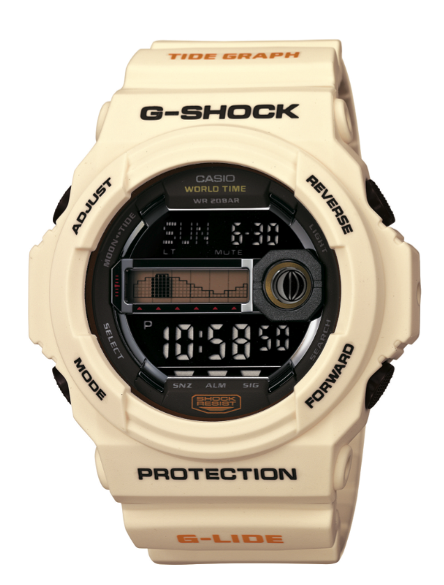 Picture 6 - G-Shock Unveils Surf Timepeices