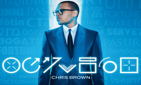 chrisbrown11 - Chris Brown 'Fortune' Track List