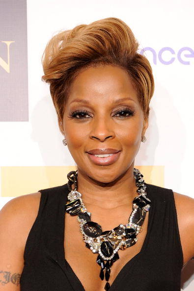 """mary j blige 1 - New Video: Mary J. Blige feat. Rick Ross - """"Why"""""""