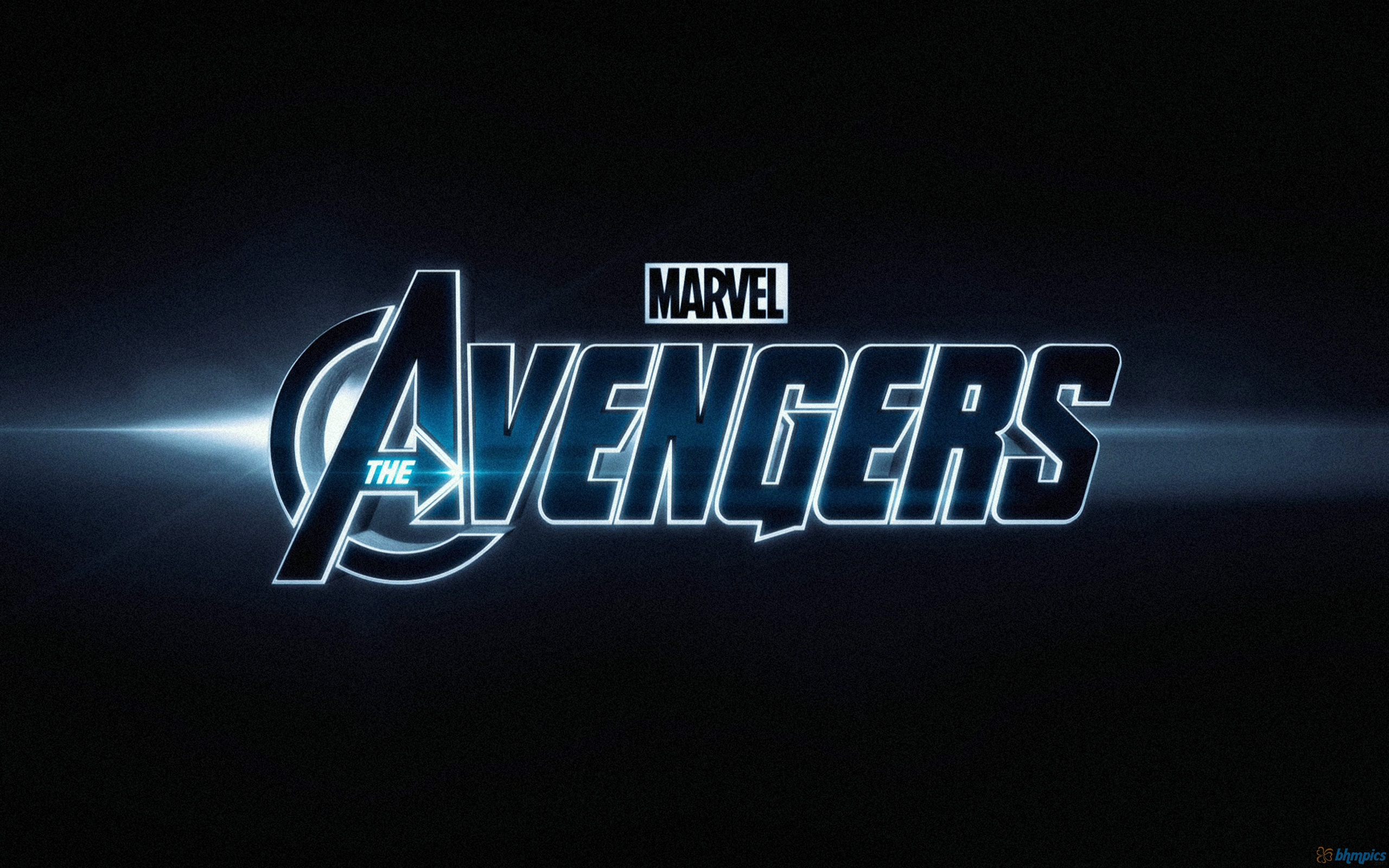 the avengers movie logo 2560x1600 - Review: The Avengers