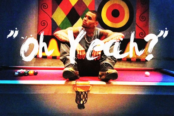 Chris Brown Oh Yeah 900 6001 600x400 - New Music: Chris Brown- Oh Yeah ft. Snoop Dogg & 2 Chainz