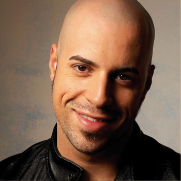 """Chris Daughtry8441 - Chris Daughtry Helps Launch DC Comics' """"We Can Be Heroes"""" Campaign"""